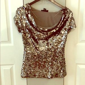 Sparkly Disco ball top 🎉